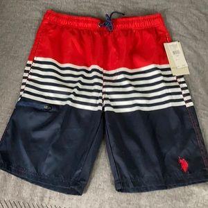 US Polo Assn -  Men's Swim Shorts
